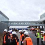 Тестирование нового терминала аэропорта Пулково. Часть 2. Эвакуация.