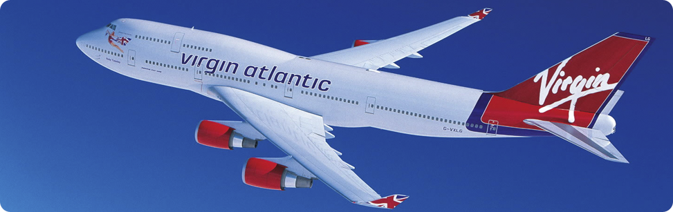 Авиакомпания Virgin Atlantic  | Самостоятельные путешествия ChanceToTrip.com