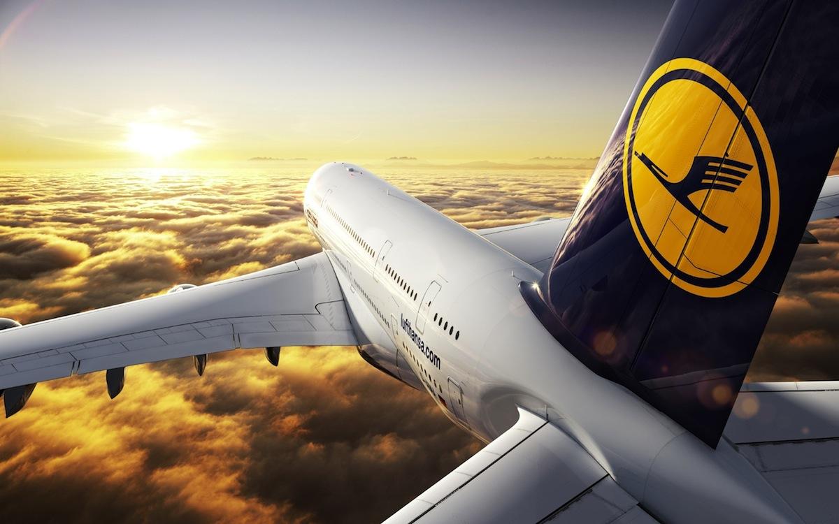 Airbus-A380 Lufthansa
