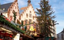 Франкфурт-на-Майне, Германия, декабрь 2011 | Самостоятельные путешествия ChanceToTrip.com