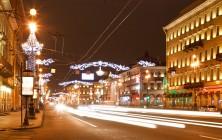 Санкт-Петербург - Ночь перед Новым годом, зима 2014 | Самостоятельные путешествия ChanceToTrip.com