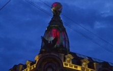 Дом Зингера (Zinger House), Санкт-Петербург | Самостоятельные путешествия ChanceToTrip.com