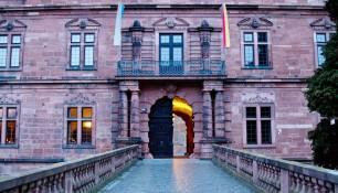 Замок Йоганнесбург, Ашаффенбург, Германия | Самостоятельные путешествия ChanceToTrip.com