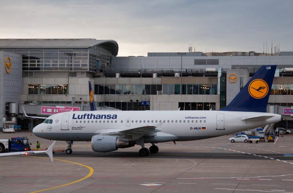 Lufthansa Аэропорт Франкфурт-на Майне | Vladimir Filvarkiv | Самостоятельные путешествия ChanceToTrip.com