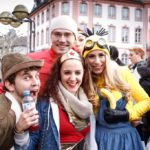 Путешествие во Франкфурт-на-Майне, Ашаффенбург, Майнц | Карнавал в Майнце [Часть 3]