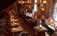 Ресторан Olde Hansa (Олде Ханса), Таллин, Эстония | Самостоятельные путешествия ChanceToTrip.com