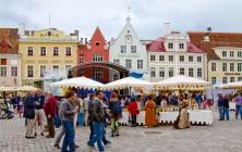 Рыночная площадь, Таллин, Эстония | Самостоятельные путешествия ChanceToTrip.com