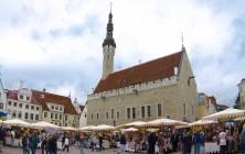 Ратуша, Таллин, Эстония | Самостоятельные путешествия ChanceToTrip.com
