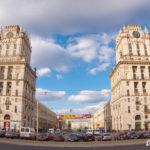 Путешествие в Беларусь: Минск