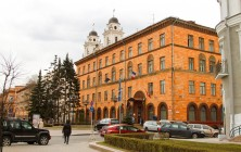 Французское посольство, Минск, Беларусь | Самостоятельные путешествия ChanceToTrip.com