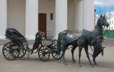 Памятник близ Ратуши, Верхний Город, Минск, Беларусь | Самостоятельные путешествия ChanceToTrip.com