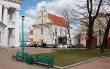 Верхний город, Минск, Беларусь | Самостоятельные путешествия ChanceToTrip.com