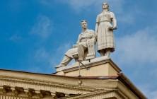 Октябрьская Площадь, Минск, Беларусь | Самостоятельные путешествия ChanceToTrip.com