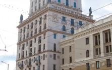 Левая башня Ворот Минска, Минск, Беларусь | Самостоятельные путешествия ChanceToTrip.com