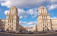 Ворота Минска, Минск, Беларусь | Самостоятельные путешествия ChanceToTrip.com