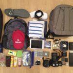 Багаж самостоятельного путешественника или Как взять в дорогу только самое необходимое