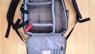 Рюкзак Manfrotto Veloce V Backpack Cord | Самостоятельные путешествия ChanceToTrip.com