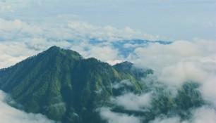 Открывается вид на весь остров и дыхание замирает, Бали | Елена Ходосевич | Самостоятельные путешествия ChanceToTrip.com
