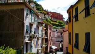 Манарола, Чинкве-Терре, Италия | Самостоятельные путешествия ChanceToTrip.com