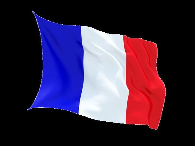 Флаг Франции  | Самостоятельные путешествия ChanceToTrip.com