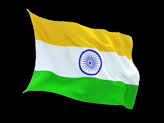 Флаг Индии  | Самостоятельные путешествия ChanceToTrip.com