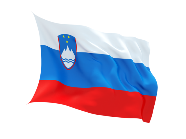 Флаг Словения  | Самостоятельные путешествия ChanceToTrip.com