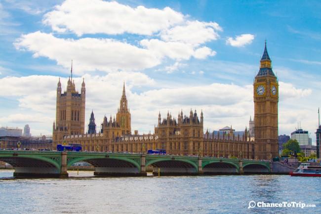 Здание парламента в Лондоне | Самостоятельные путешествия ChanceToTrip.com