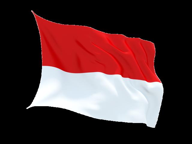 Флаг Индонезии | Самостоятельные путешествия ChanceToTrip.com