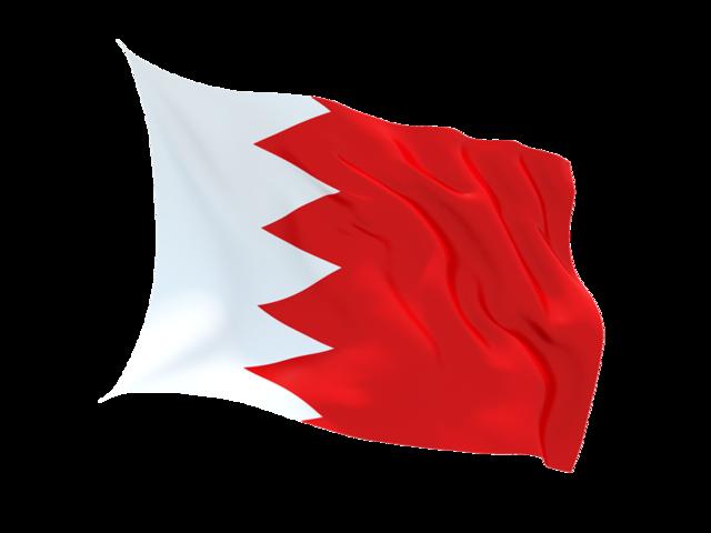 Флаг Королевство Бахрейн