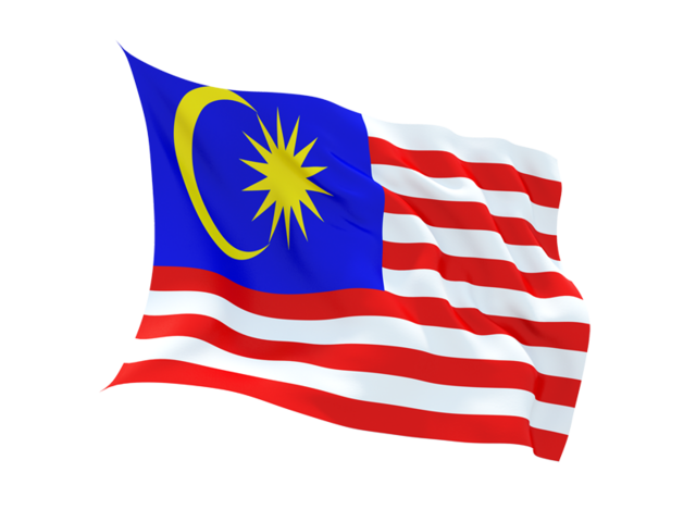 Флаг Малайзия | Самостоятельные путешествия ChanceToTrip.com