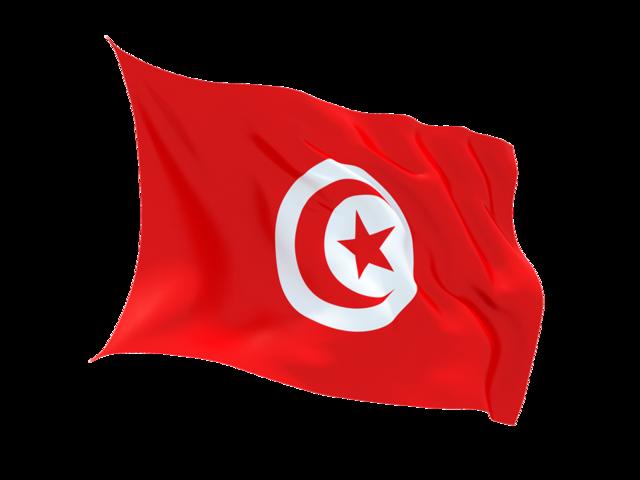 Флаг Туниса | Самостоятельные путешествия ChanceToTrip.com