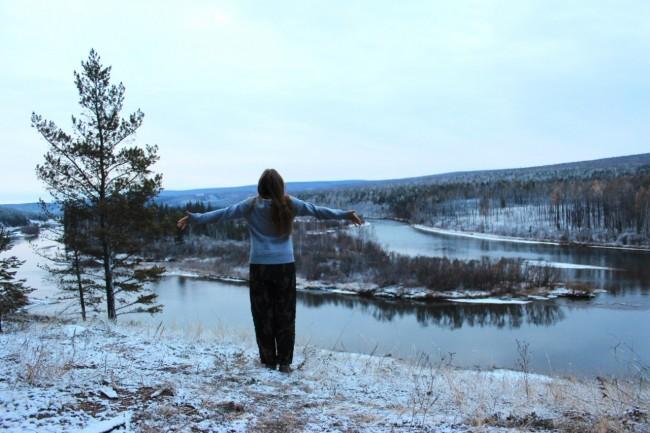 Река Лена | Автостопом по России с Натальей Корневой [ChanceToTrip.com Интервью]