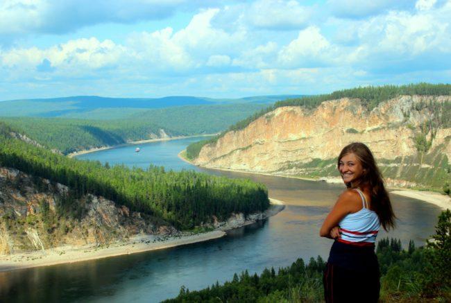 Сибирские просторы | Автостопом по России с Натальей Корневой [ChanceToTrip.com Интервью]
