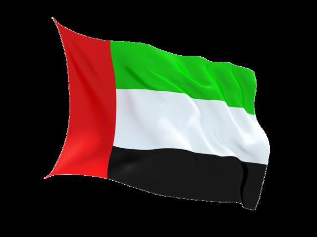 Флаг Объединенные Арабские Эмираты | Самостоятельные путешествия ChanceToTrip.com