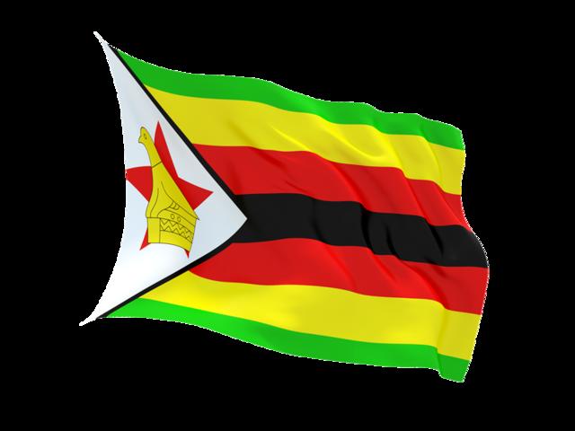 Флаг Зимбабве | Самостоятельные путешествия ChanceToTrip.com