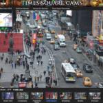 HD веб-камеры на Таймс Сквер