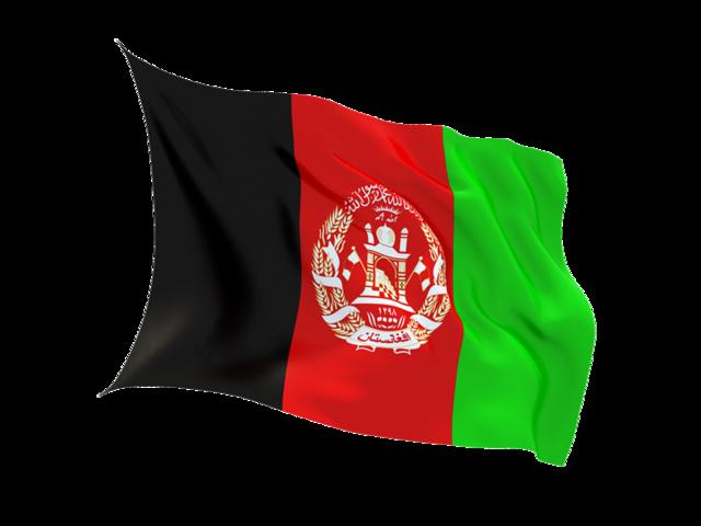 Флаг Афганистана | Самостоятельные путешествия ChanceToTrip.com