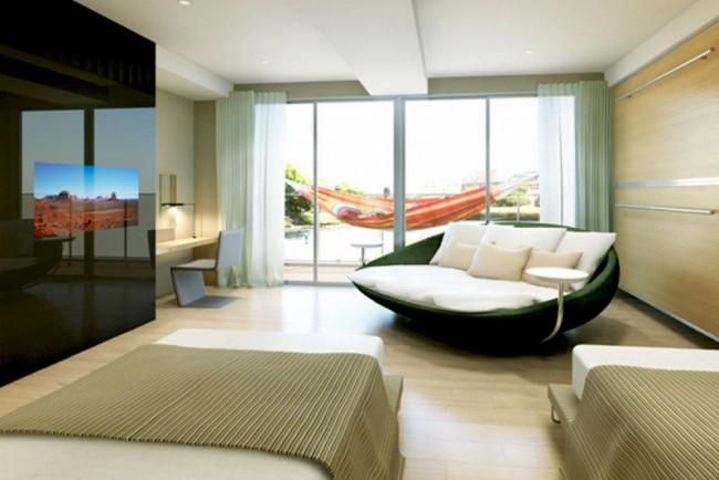 Номер отеля Henn na Hotel Tokyo | Самостоятельные путешествия ChanceToTrip.com