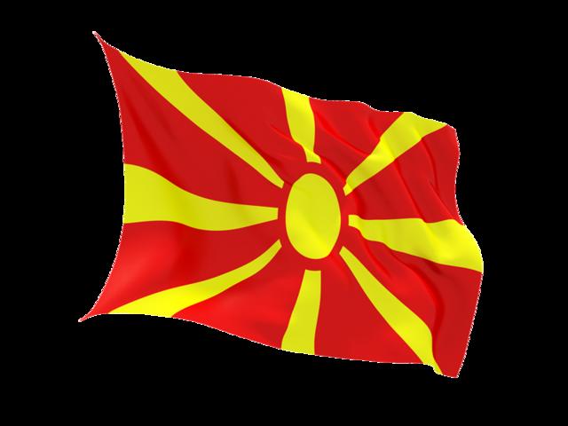 Флаг Македонии | Самостоятельные путешествия ChanceToTrip.com