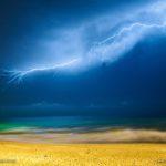Где сфотографировать молнию?