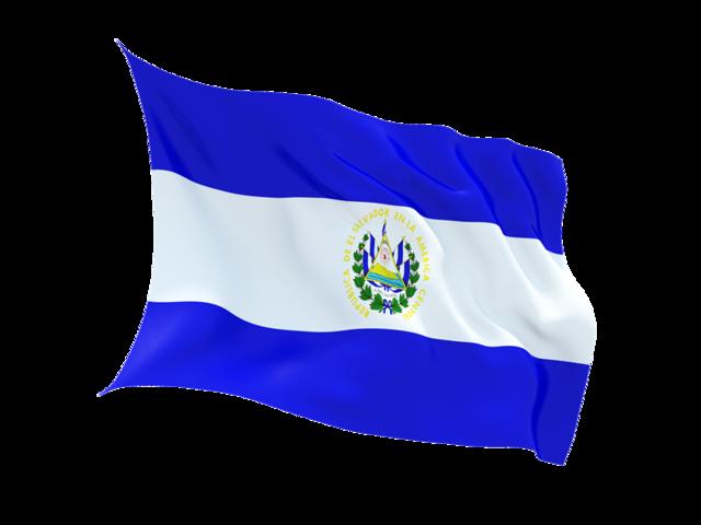 Флаг Сальвадора | Самостоятельные путешествия ChanceToTrip.com