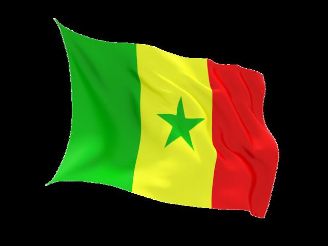 Флаг Сенегала | Самостоятельные путешествия ChanceToTrip.com