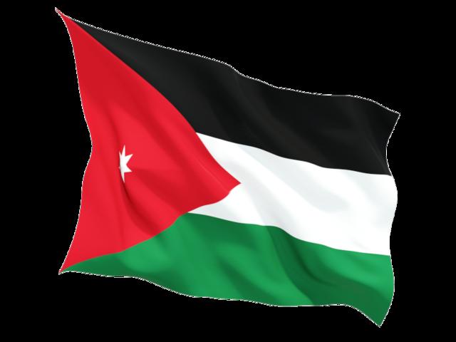 Флаг Иордании | Самостоятельные путешествия ChanceToTrip.com