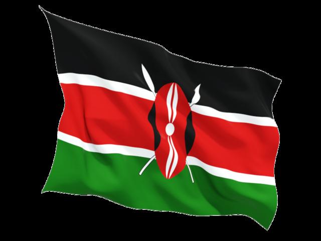 Флаг Кении | Самостоятельные путешествия ChanceToTrip.com