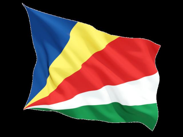 Флаг Сейшелы | Самостоятельные путешествия ChanceToTrip.com