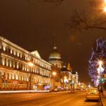 Санкт-Петербург — лучшее туристическое направление Европы