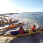Путешествие по Баренцевому морю на каяках [Видео]