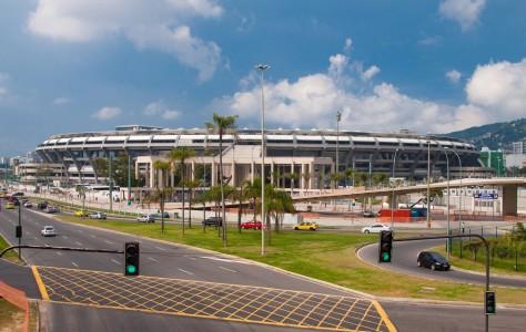 Стадион Маракана, Рио-де-Жанейро