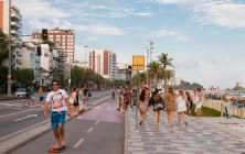 Пешеходно-спортивный тракт на Ипанеме