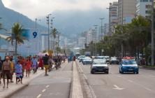 Первая линия Ипанема и Леблон, Рио-де-Жанейро